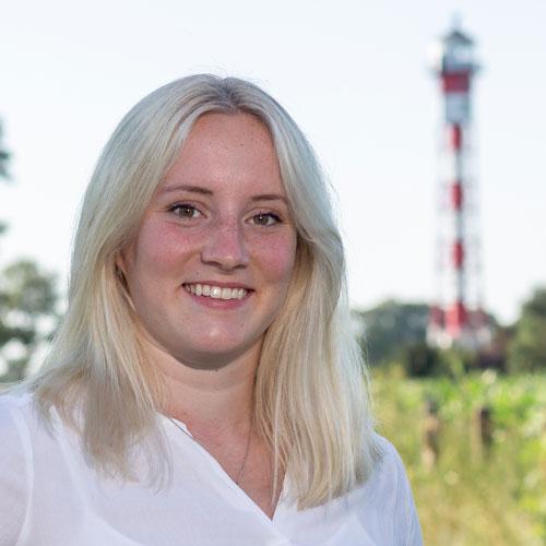 Versicherungskontor Krautsand, Joanna Kuhlencord, Kauffrau für Versicherungen und Finanzen
